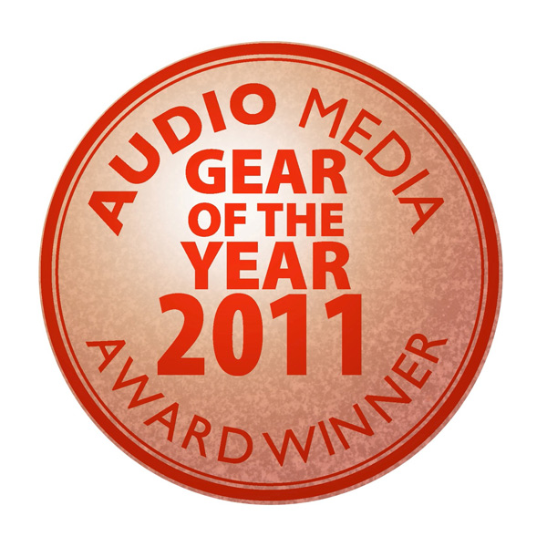 Gear of the Year 2011 Award - Audio Media