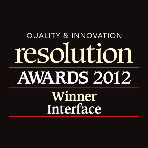 Resolution Award 2012