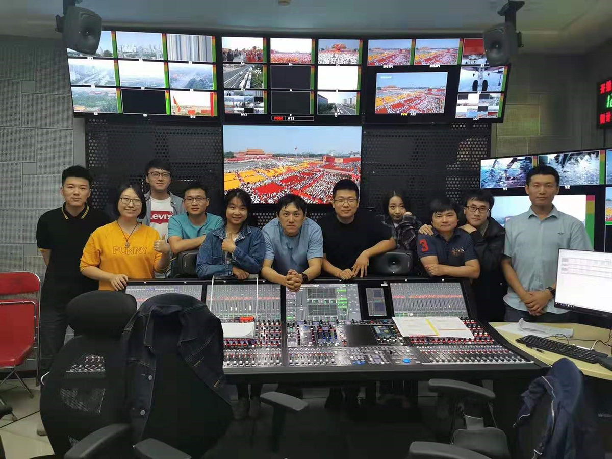 CCTV team - Ovation Location