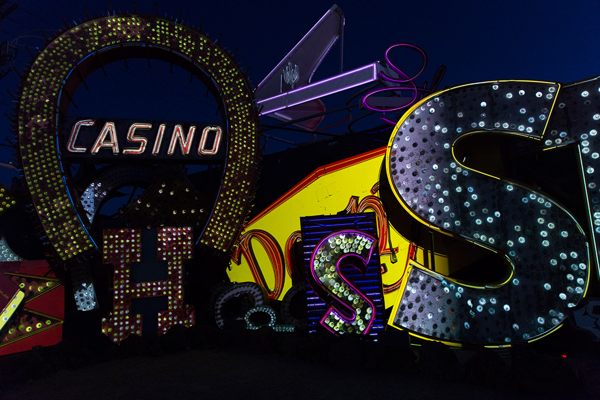 Brilliant! Casino (Image Credits – The Neon Museum)