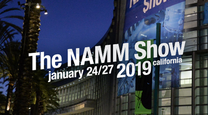 The NAMM Show 2019