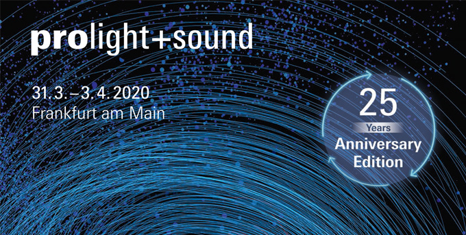 Prolight + Sound 2020