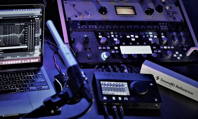 Review: Sonarworks Sound ID Reference x Merging Anubis