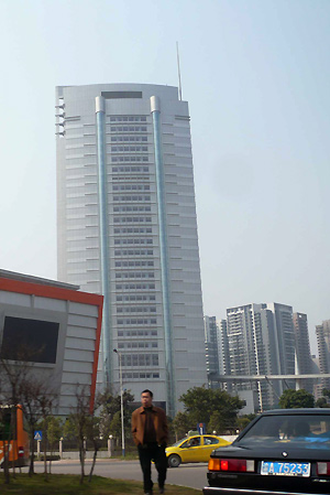 Chongqing Broadcasting Group's new HQ